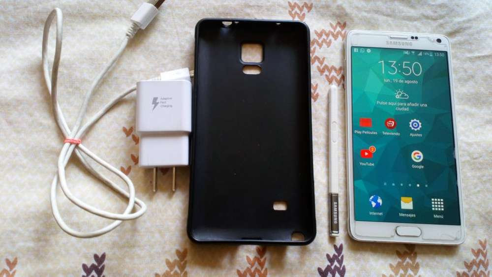 SAMSUNG GALAXY NOTE 4 DE 32GB ORIGINAL