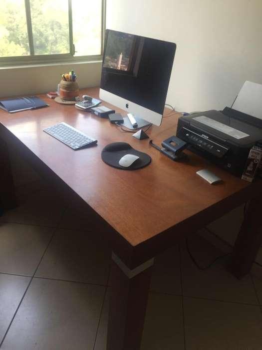 Mesa comedor lo use para computadora/<strong>escritorio</strong>