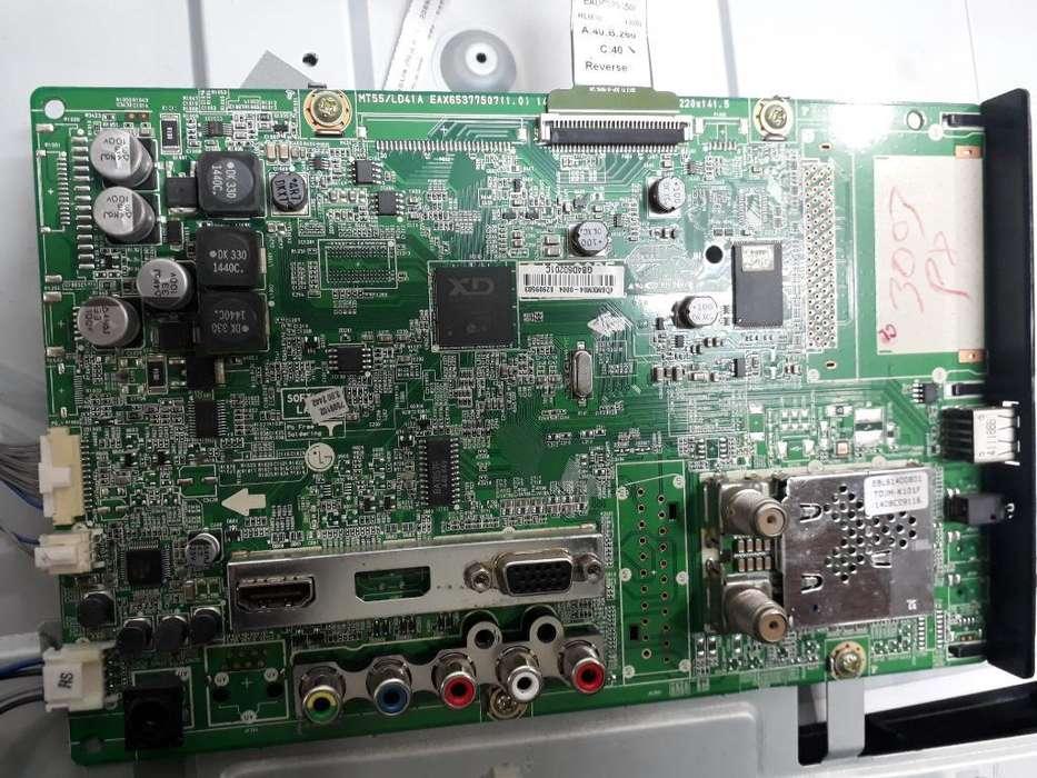 Tarjeta Main Tv Lg Modelo 29mt45v
