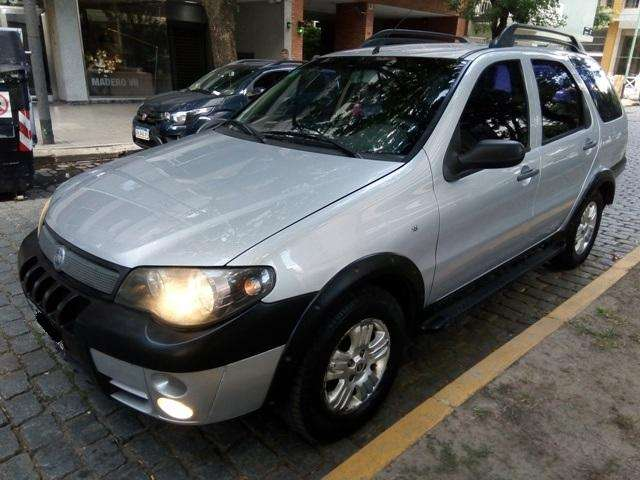 FIAT PALIO WEEKEND ADVENTURE 1.8 FULL IMPECABLE 89.000K TITULAR