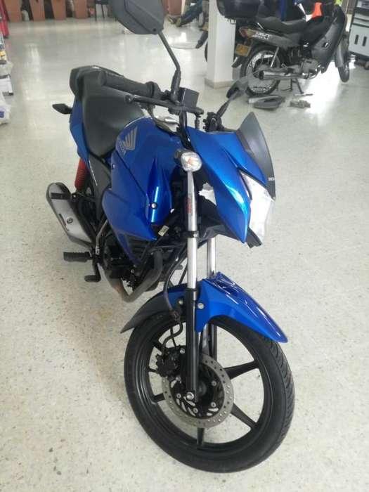 Vendo Moto Marca Honda