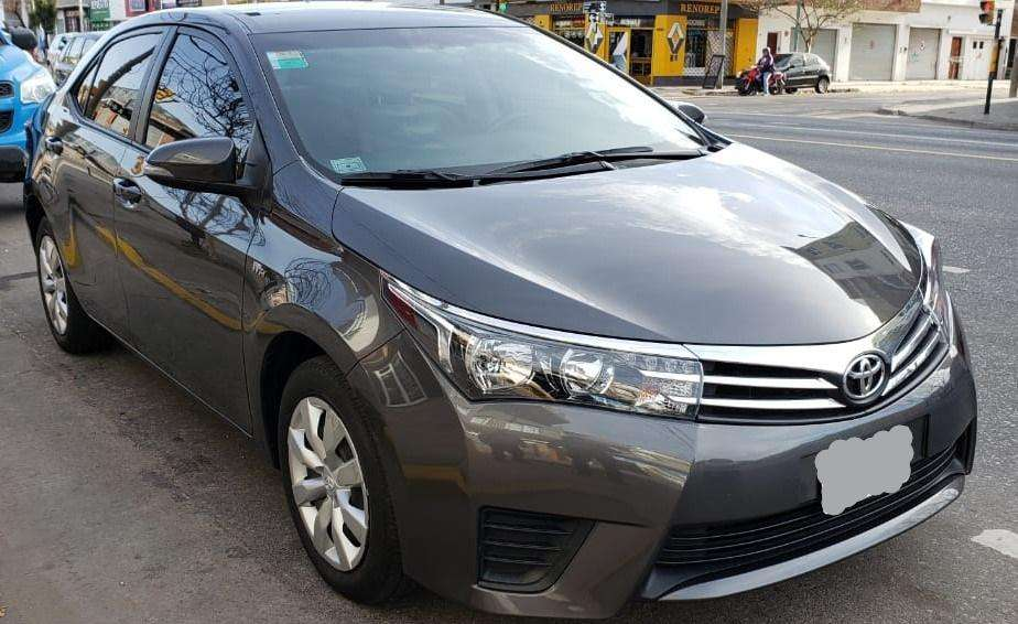 <strong>toyota</strong> Corolla 2016 - 45000 km