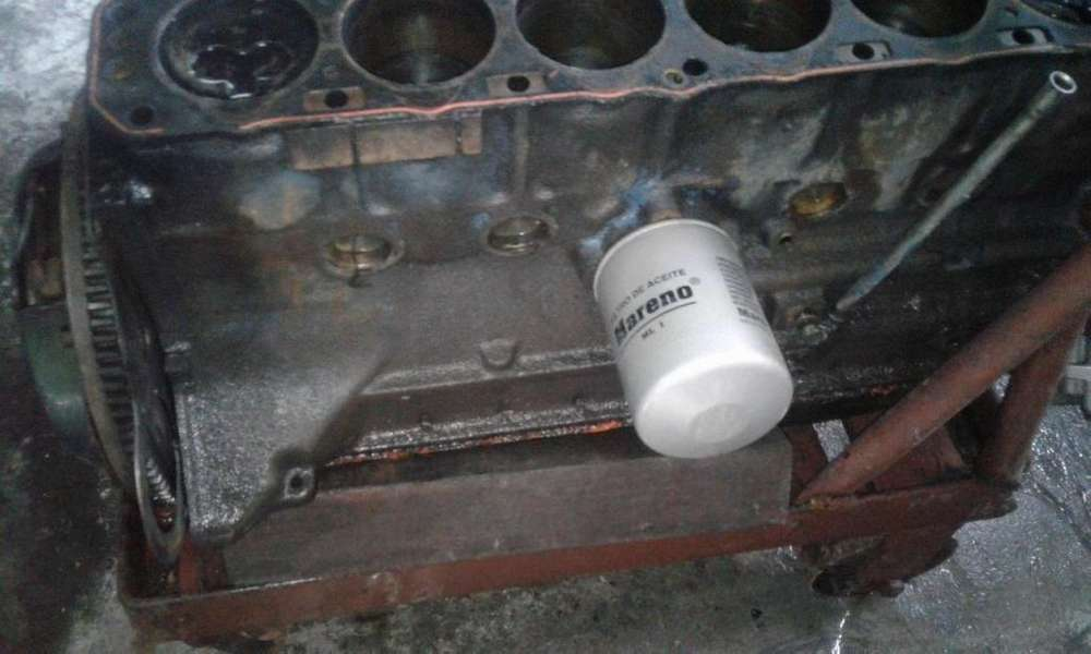 motor nissan LD28