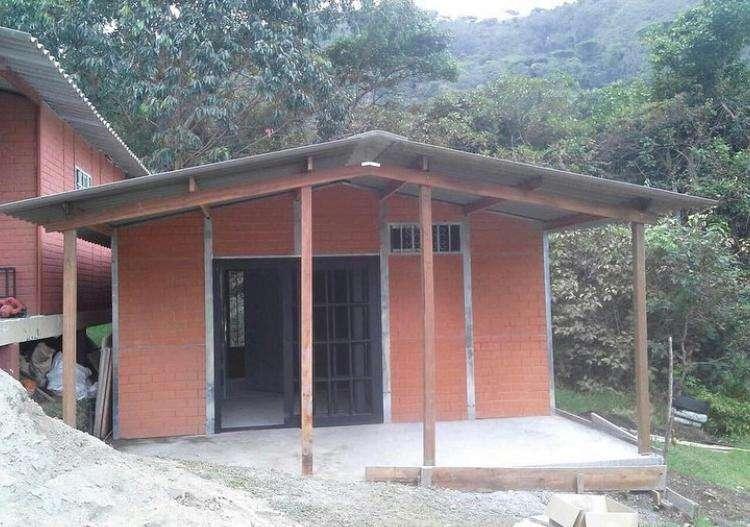 Casas prefabricadas para el <strong>campo</strong> o la ciudad