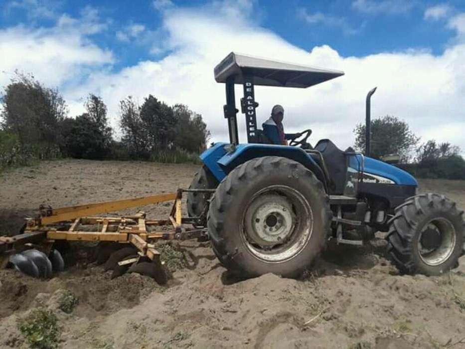 Vendo Tractor Tl 100 Año 2006