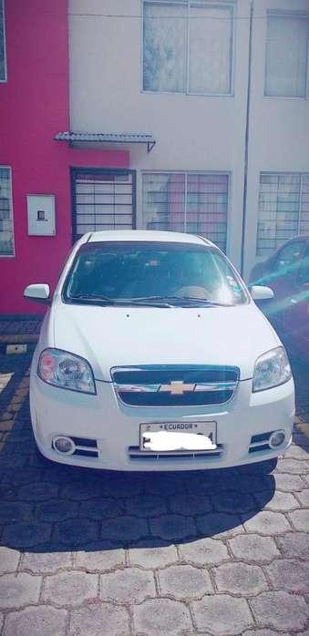 Chevrolet Aveo 2015 - 86400 km