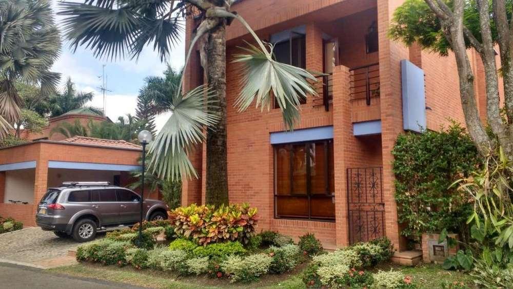 Espectacular Casa Campestre Pance. Cod 1326862 (C.Q)