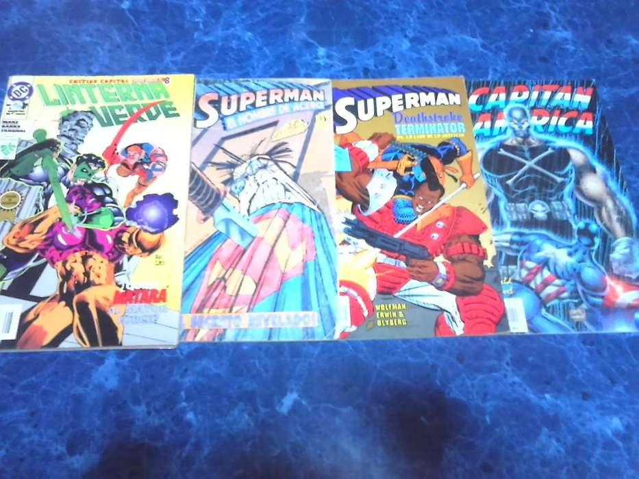 Comics lote