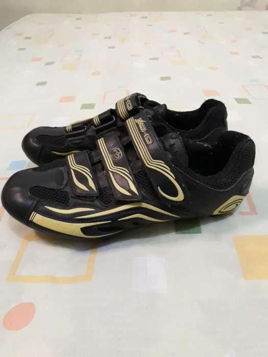 Zapato <strong>ciclismo</strong>