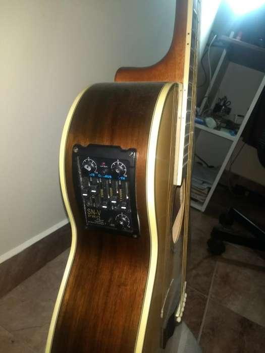 Guitarra Electroacustica La Lira