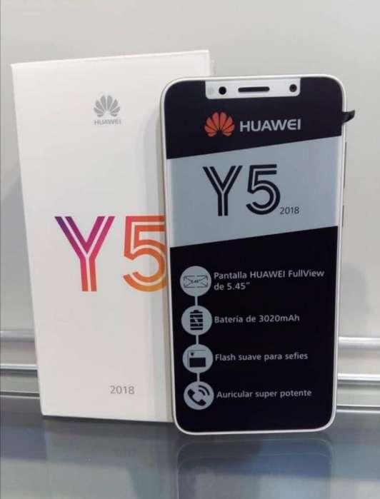 Huawei Y5 2018 16gb Nuevos Sellados