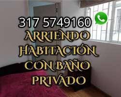 Arriendo Habitación Amoblada en Barrio palermo, a 2 cuadras de Universidad Piloto y Javeriana Gran Colombia