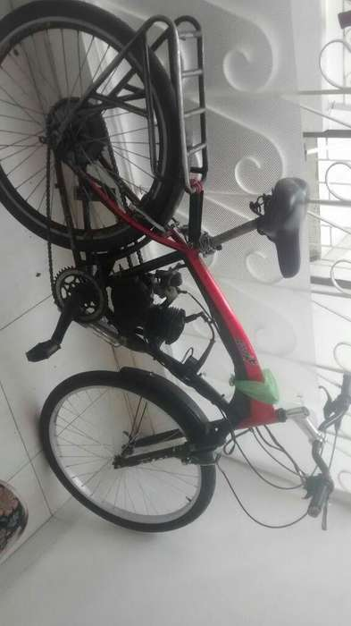 Ciclomotor Bicimoto.