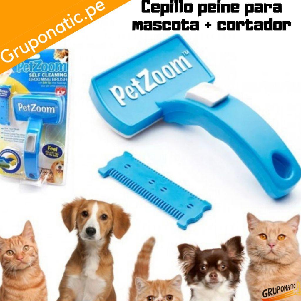 Cepillo Peine Perro Gato Pet Zoom Gruponatic San Miguel Surquillo Independencia La Molina Whatsapp 941439370