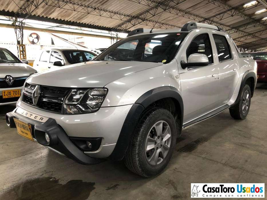 Renault Duster 2017 - 49449 km