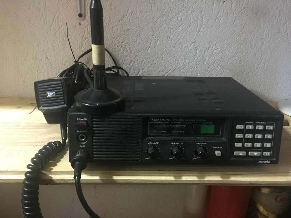 Radio Telefono Antiguo