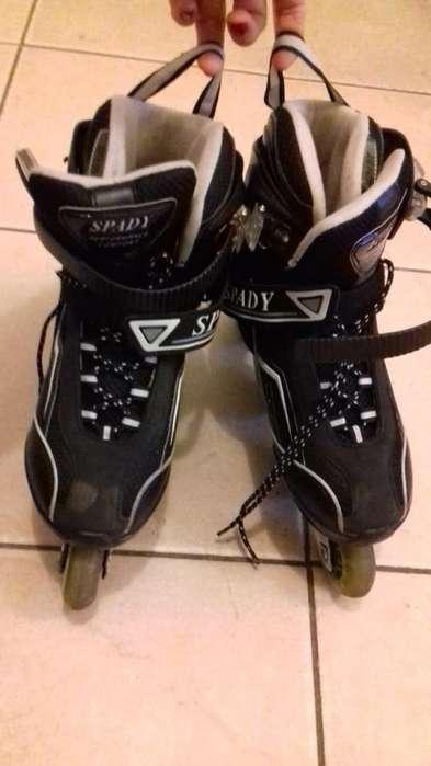 Rollers Abec 7 Aluminio, Spady N 36 Al39