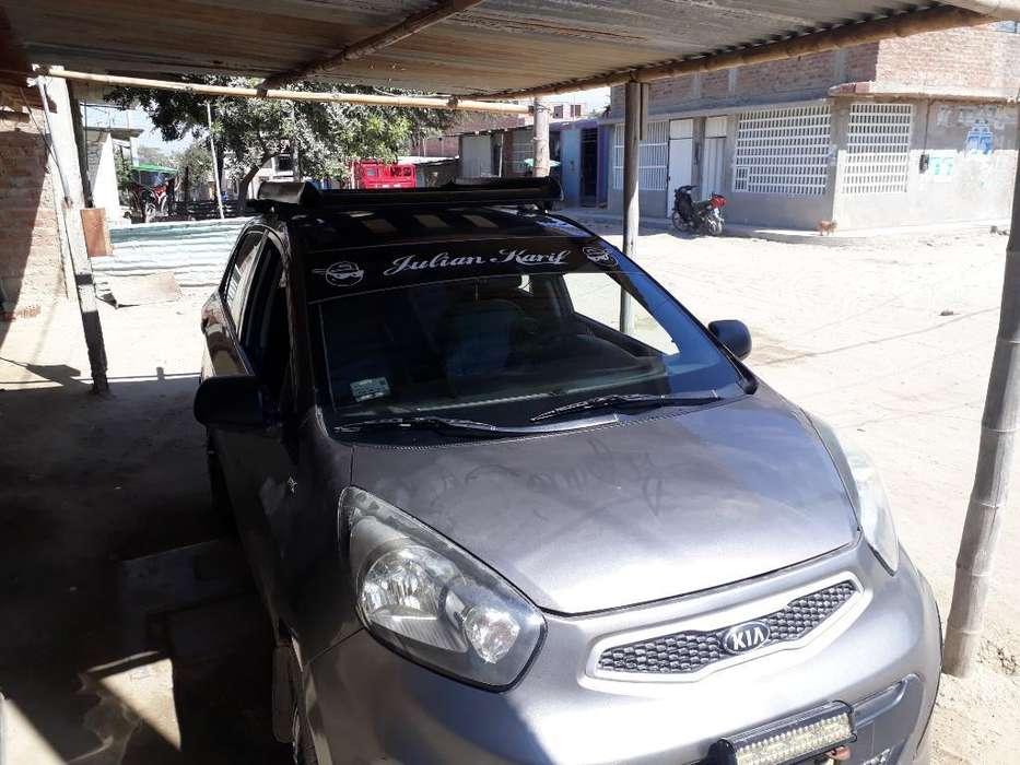 Kia Picanto 2013 - 205106 km