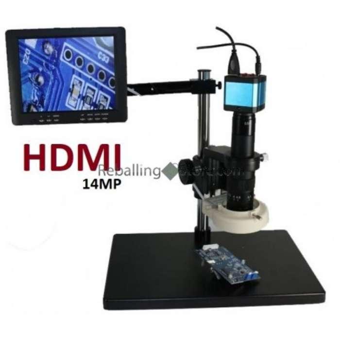 Microscopio Digital Hdmi Microsoldadura