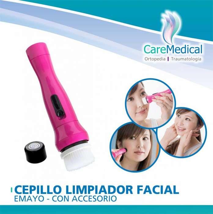 Cepillo Facial EMAYO Ortopedia Care Medical