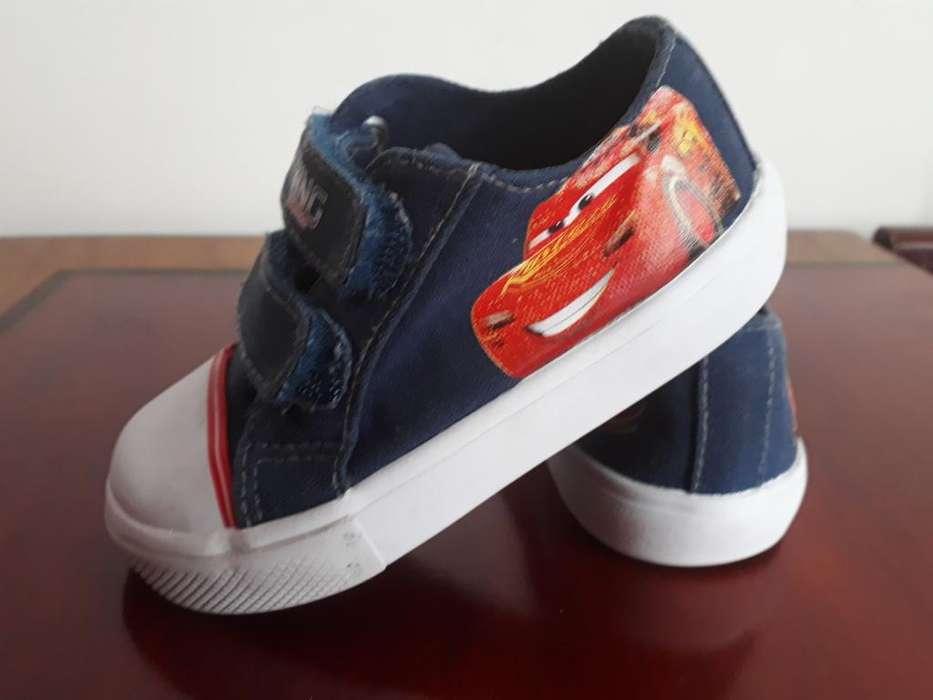 Zapatos Converse Bebé Disney Talla 22