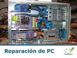 REPARACION DE PC - RETIRO DE DOMICILIO- NOTEBOOK - all in one