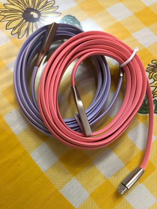 Cable Android 2.5M Carga Rapida