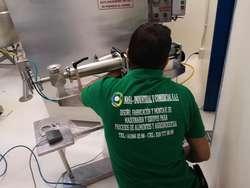 lavadoras de frutas verduras aromáticas NASA INDUSTRIAL Y COMERCIAL