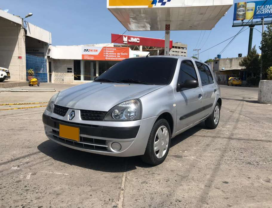 Renault Clio  2008 - 111000 km
