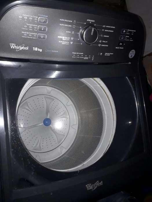 Lavadora Whirlpool 18kg