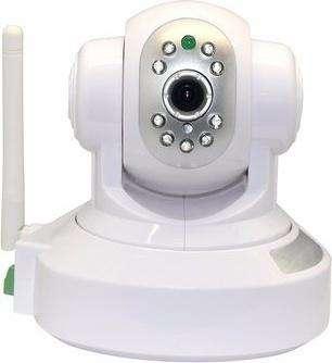 cámara ip inflarojo nocturna con movimiento y parlante