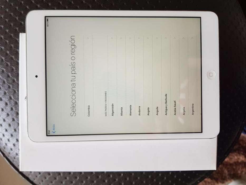 iPad Mini Wi-fi 16gb White