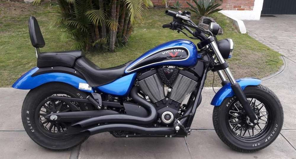 Victory Gunner 2016 1700c.c. (Mejor que <strong>harley</strong>)