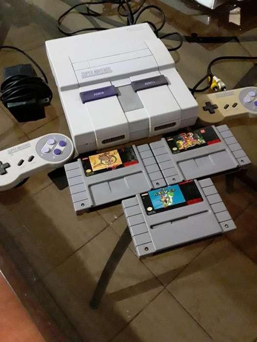 Super Nintendo Snes Nes N64 Wii Gba Gc