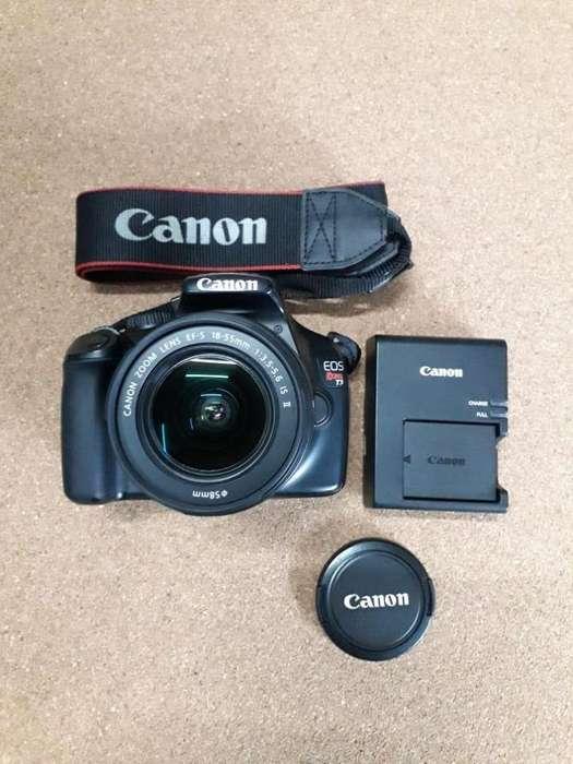 Camara Digital Canon Rebel T3