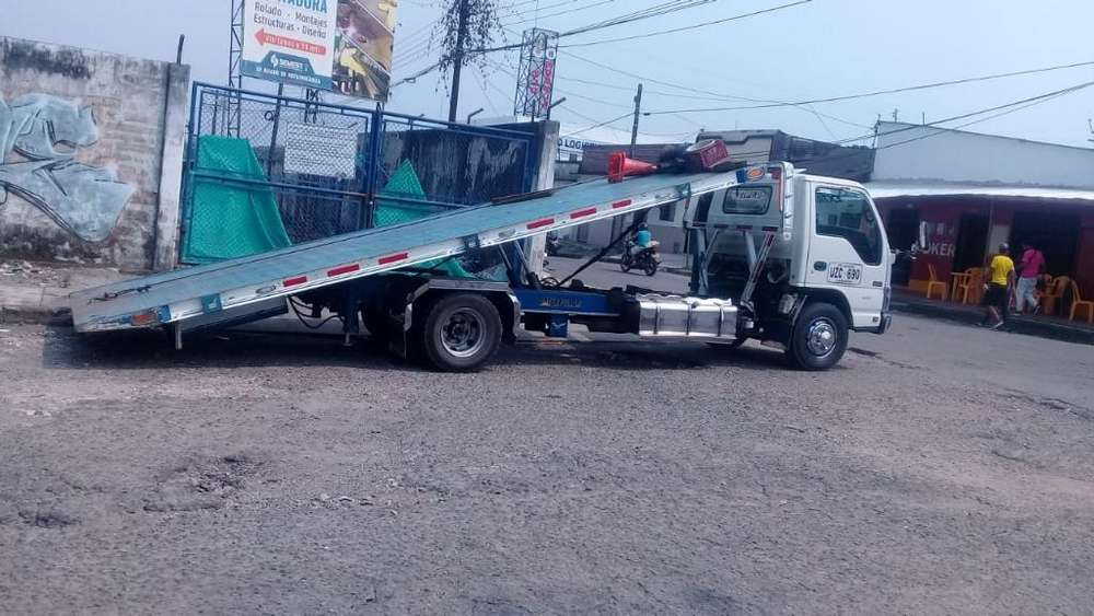 Se Vende Grua Npr Chevrolet Md 2010