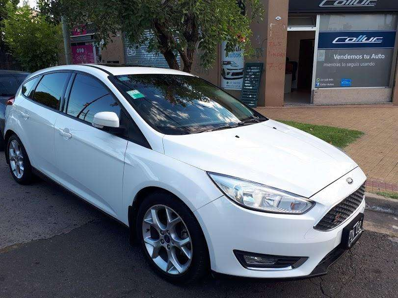 Ford Focus 2015 - 46000 km
