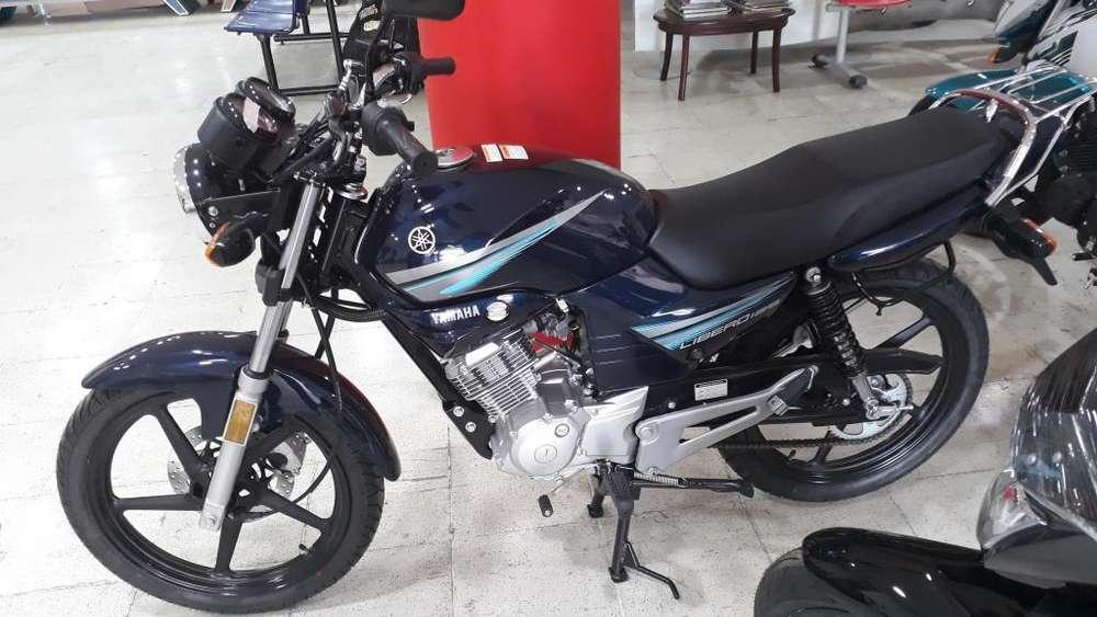 Yamaha Libero 125cc Modelo 2020