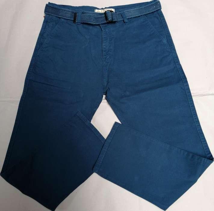Pantalón Gabardina de Hombre