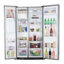 Refrigeradora GENERAL ELECTRIC Side by Side 615 LT
