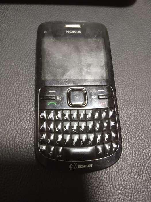 Celular Nokia C3 para Repuestos