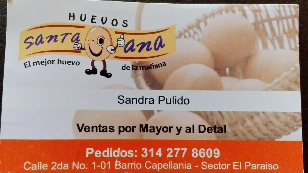 Huevo de Granja Jumbo,extra,aa,a,b.
