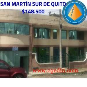 Casa de Venta Sur Quito Tambo Del Inca
