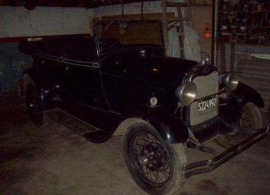 Ford Otro 1929 - 92000 km