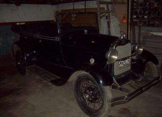 <strong>ford</strong> Otro 1929 - 92000 km