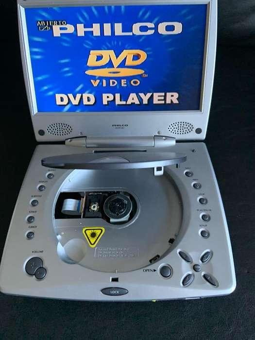 Reproductor de Dvd Portatil