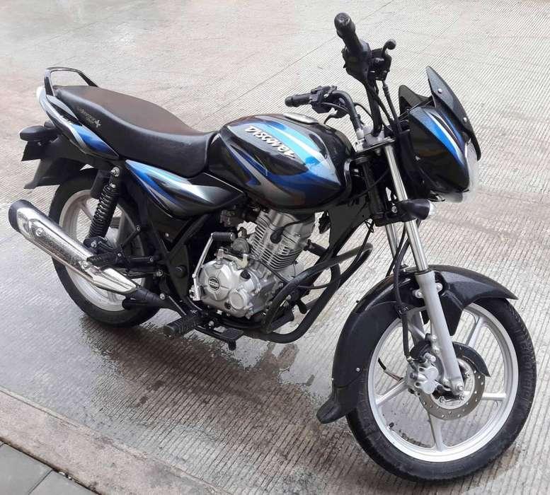 VENDO MOTO DISCOVER 125 MODELO 2016