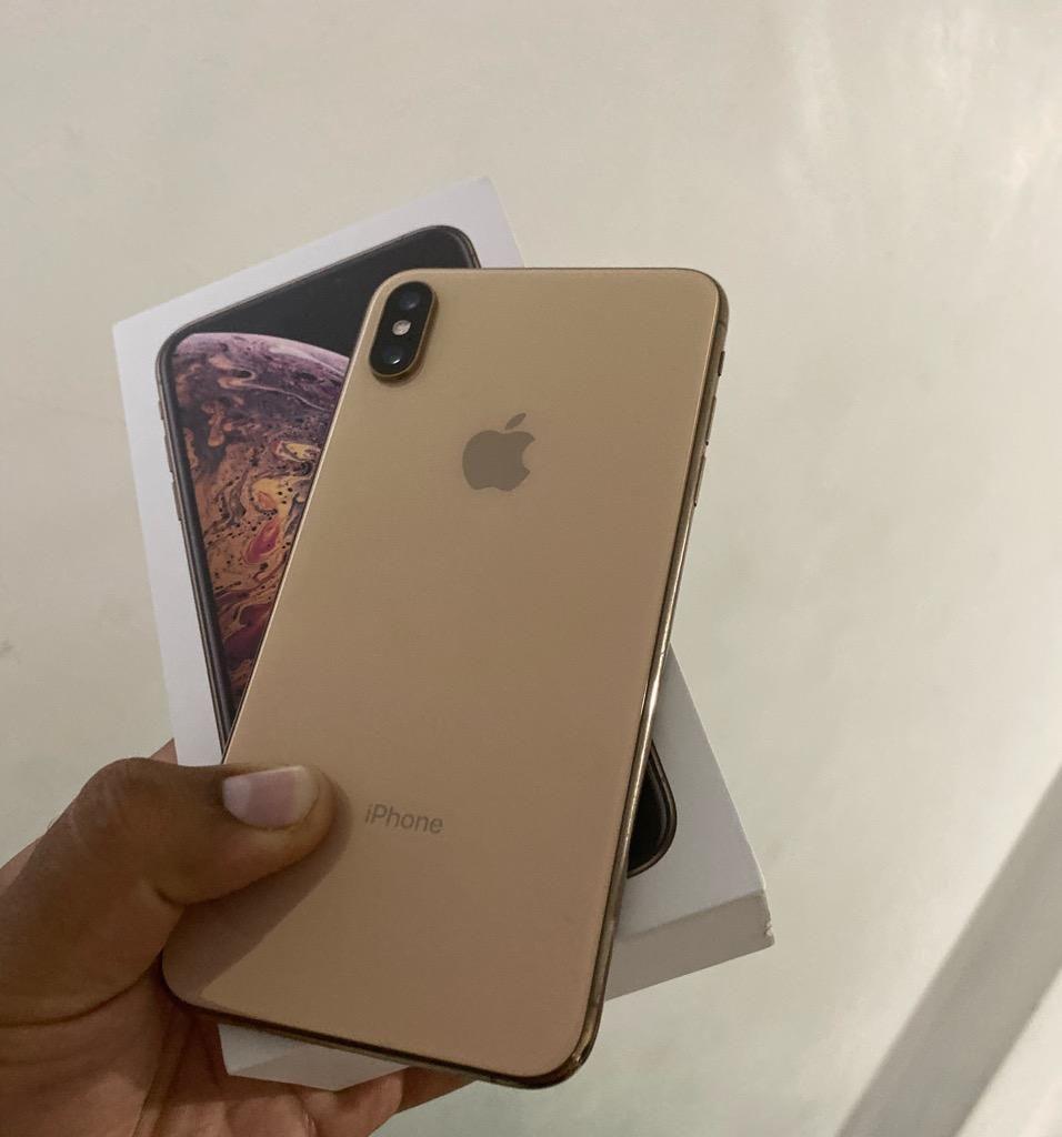 iPhone Xs Max 256gb 15Dias de Uso