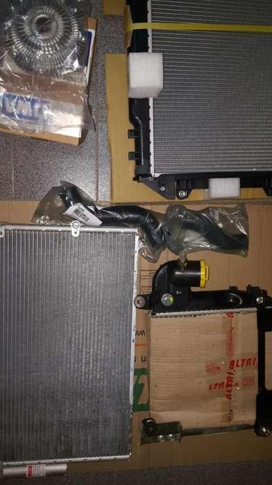 Vendo Radiador Intercooler Agua Y Aire