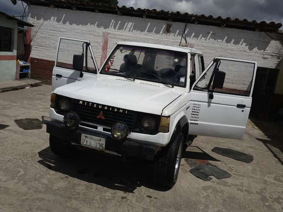 Mitsubishi Montero 1991 - 636680 km